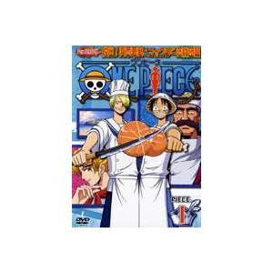 ONE PIECE ワンピース セブンスシーズン 脱出!海軍要塞&フォクシー海賊団篇 piece.1 [DVD]|ggking