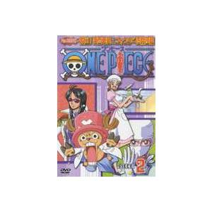 ONE PIECE ワンピース セブンスシーズン 脱出!海軍要塞&フォクシー海賊団篇 piece.2 [DVD]|ggking