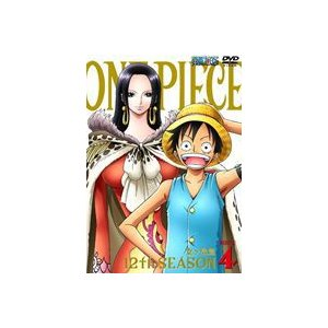 ONE PIECE ワンピース 12THシーズン 女ヶ島篇 PIECE.4 [DVD]|ggking