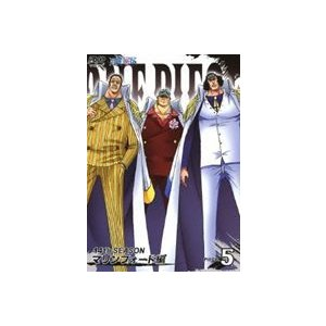 ONE PIECE ワンピース 14THシーズン マリンフォード編 piece.5 [DVD]|ggking