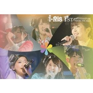 i☆Ris 1st ANNIVERSARY LIVE-THANK YOU ALL- [DVD]|ggking
