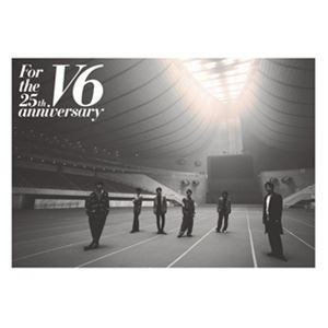 V6/For the 25th anniversary(通常盤) [DVD]|ggking