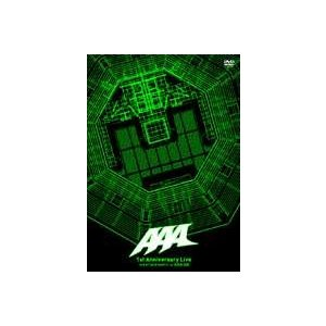 AAA/1st Anniversary Live-3rd ATTACK 060913-at 日本武道館 [DVD]|ggking