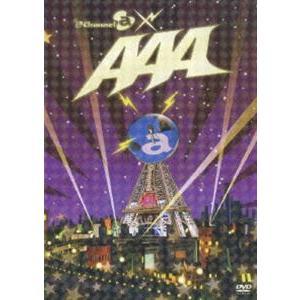 AAA/Channel@×AAA [DVD]|ggking