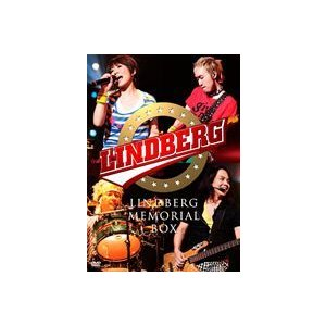 LINDBERG MEMORIAL BOX(5000セット限定版/3DVD+2CD) [DVD]|ggking
