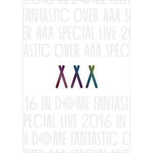AAA Special Live 2016 in Dome -FANTASTIC OVER-(通常盤) [DVD]|ggking