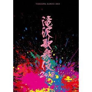 滝沢秀明/滝沢歌舞伎2018(通常盤) [DVD] ggking