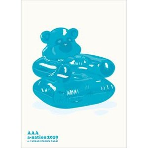 AAA a-nation 2019 [DVD] ggking