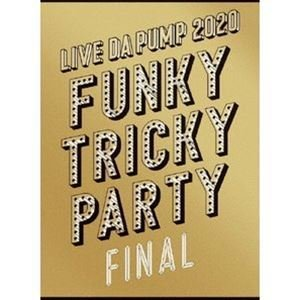 LIVE DA PUMP 2020 Funky Tricky Party FINAL at さいたまスーパーアリーナ(初回生産限定盤) [DVD] ggking