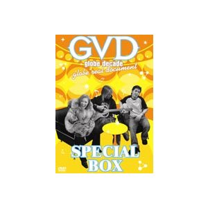 globe/GVD globe decade globe real document SPECIAL BOX [DVD]|ggking