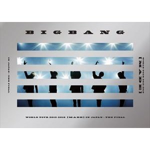 BIGBANG WORLD TOUR 2015〜2016[MADE]IN JAPAN:THE FINAL [DVD]|ggking
