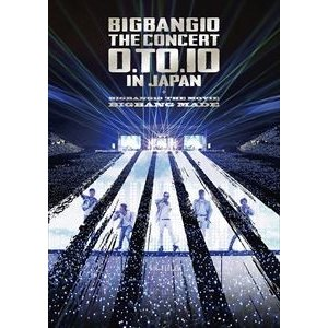 BIGBANG10 THE CONCERT:0.TO.10 in JAPAN+BIGBANG10 THE MOVIE BIGBANG MADE [DVD]|ggking