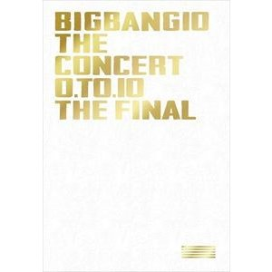 BIGBANG10 THE CONCERT:0.TO.10 -THE FINAL- -DELUXE EDITION-(初回生産限定) [DVD]|ggking
