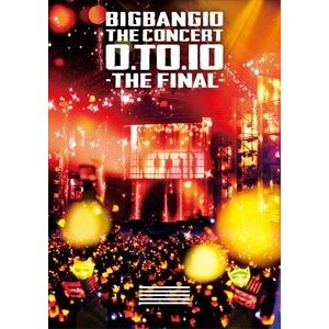 BIGBANG10 THE CONCERT:0.TO.10 -THE FINAL-(通常盤) [DVD]|ggking