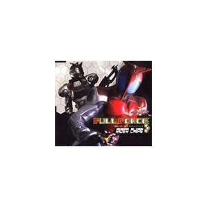 RIDER CHIPS / 仮面ライダーカブト エンディング・テーマ: FULL FORCE [CD] ggking