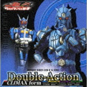 仮面ライダー 電王&キバ Double-Action CLIMAX form(初回生産限定盤/CD+DVD/ジャケットB ※ウラタロス) [CD] ggking