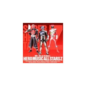 HERO MUSIC ALL STARS Z / 仮面ライダー×スーパー戦隊×宇宙刑事 スーパーヒーロー大戦Z::蒸着 〜We are Brothers〜 [CD] ggking