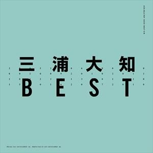 三浦大知 / BEST(2CD+Blu-ray(スマプラ対応)) [CD] ggking