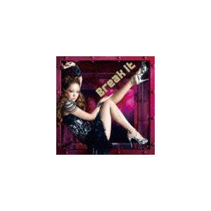 安室奈美恵 / Break It/Get Myself Back(CD+DVD/ジャケットA) [CD]|ggking