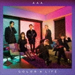 AAA / COLOR A LIFE(CD+DVD) [CD]