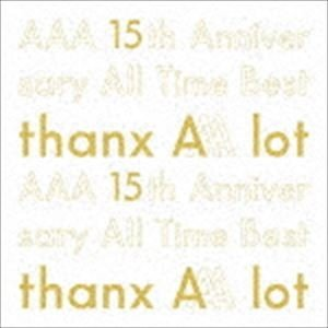 AAA / AAA 15th Anniversary All Time Best -thanx AAA lot-(初回生産限定盤) [CD]|ggking