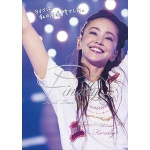 安室奈美恵/namie amuro Final Tour 2018 〜Finally〜(東京ドーム最終公演+25周年沖縄ライブ)(通常盤) [DVD]|ggking