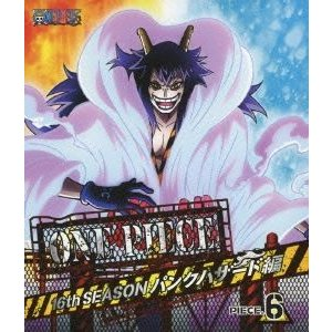 ONE PIECE ワンピース 16THシーズン パンクハザード編 piece.6 [Blu-ray]|ggking