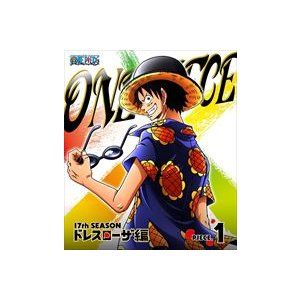 ONE PIECE ワンピース 17THシーズン ドレスローザ編 piece.1 [Blu-ray]|ggking