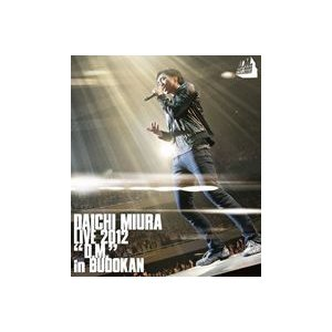 三浦大知/DAICHI MIURA LIVE 2012「D.M.」in BUDOKAN(通常盤) [Blu-ray]|ggking