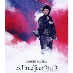 "三浦大知/DAICHI MIURA ""exTime Tour 2012"" [Blu-ray] ggking"