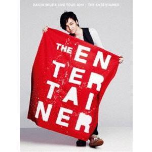 三浦大知/DAICHI MIURA LIVE TOUR 2014 - THE ENTERTAINER [Blu-ray] ggking