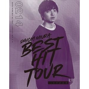 三浦大知/DAICHI MIURA BEST HIT TOUR in 日本武道館(2/14公演) [Blu-ray]|ggking