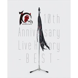 Acid Black Cherry/10th Anniversary Live History -BEST- [Blu-ray]|ggking