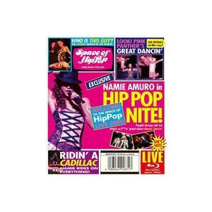 安室奈美恵/Space of Hip-Pop -namie amuro tour 2005- [Blu-ray] ggking