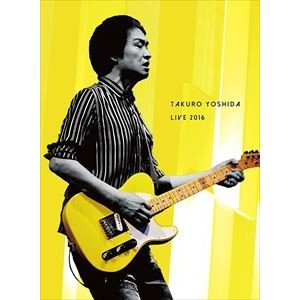 吉田拓郎 LIVE 2016(Blu-ray+2CD) [Blu-ray] ggking