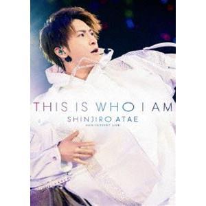 SHINJIRO ATAE (from AAA)/Anniversary Live『THIS IS WHO I AM』 (初回仕様) [Blu-ray]|ggking