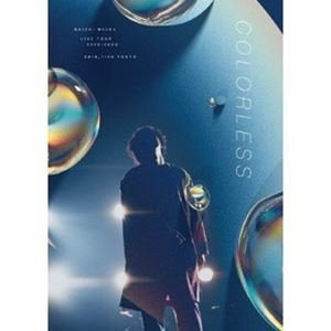 三浦大知/DAICHI MIURA LIVE COLORLESS / The Choice is _____ [Blu-ray]|ggking