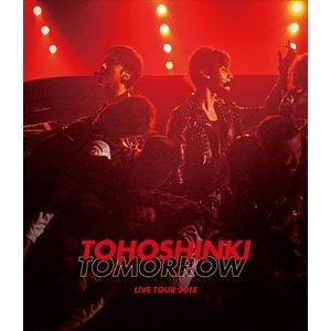 東方神起 LIVE TOUR 2018 〜TOMORROW〜(通常盤) [Blu-ray]|ggking