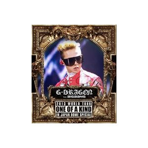 G-DRAGON(from BIGBANG)/G-DRAGON 2013 WORLD TOUR〜ONE OF A KIND〜IN JAPAN DOME SPECIAL [Blu-ray]|ggking