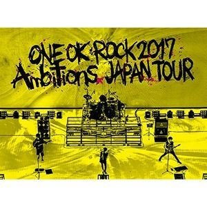 "ONE OK ROCK 2017 ""Ambitions"" JAPAN TOUR [Blu-ray]|ggking"