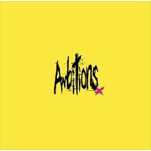 ONE OK ROCK / Ambitions(初回限定盤/CD+DVD) [CD]|ggking