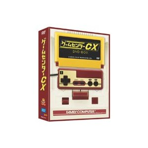 ゲームセンターCX DVD-BOX [DVD]|ggking