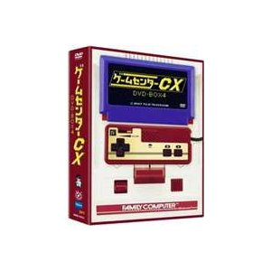 ゲームセンターCX DVD-BOX 4 [DVD]|ggking