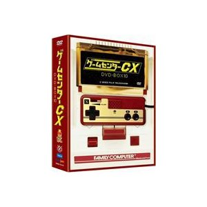 ゲームセンターCX DVD-BOX 10 [DVD]|ggking