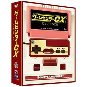 ゲームセンターCX DVD-BOX 11 [DVD]|ggking