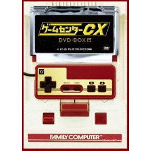 ゲームセンターCX DVD-BOX15 [DVD]|ggking