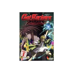 ゲットバッカーズ-奪還屋-1 [DVD]|ggking