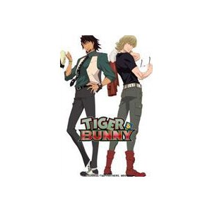 TIGER & BUNNY SPECIAL EDITION SIDE TIGER(通常版) [Blu-ray]|ggking
