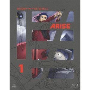 攻殻機動隊ARISE 1 [Blu-ray]|ggking