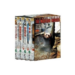 COLUMBIA TRISTAR ザ・ウェスタン・ムービーズ vol.4 [DVD]|ggking